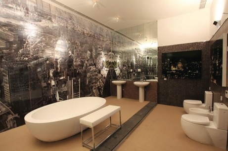 Project Beijing Penthouse Suites Londonscape tiles