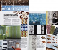 Diseño Arquitectura press cutting