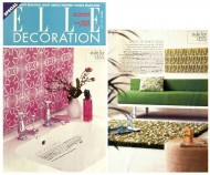 Elle Decoration press cutting