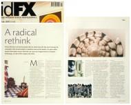 IDFX press cutting
