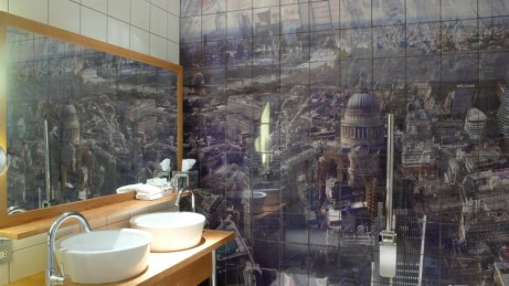 Project Boundary Hotel Londonscape Tiles