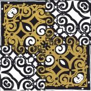 floor_Emperor_Baron in Mustard Gold