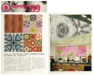 Egg Magazine Pg1 press cutting