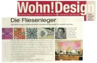 Wohn!Design press cutting